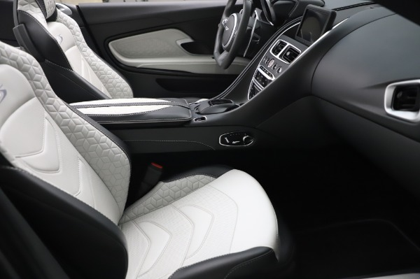 Used 2020 Aston Martin DBS Superleggera Volante for sale Sold at Maserati of Westport in Westport CT 06880 22