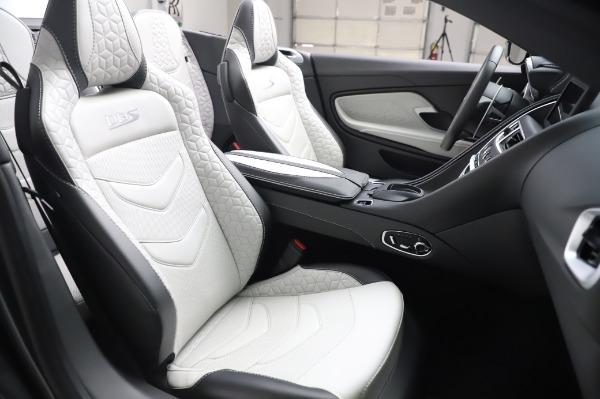 Used 2020 Aston Martin DBS Superleggera Volante for sale Sold at Maserati of Westport in Westport CT 06880 23
