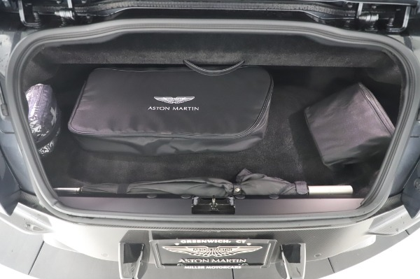 Used 2020 Aston Martin DBS Superleggera Volante for sale Sold at Maserati of Westport in Westport CT 06880 27
