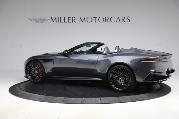 Used 2020 Aston Martin DBS Superleggera Volante for sale Sold at Maserati of Westport in Westport CT 06880 3