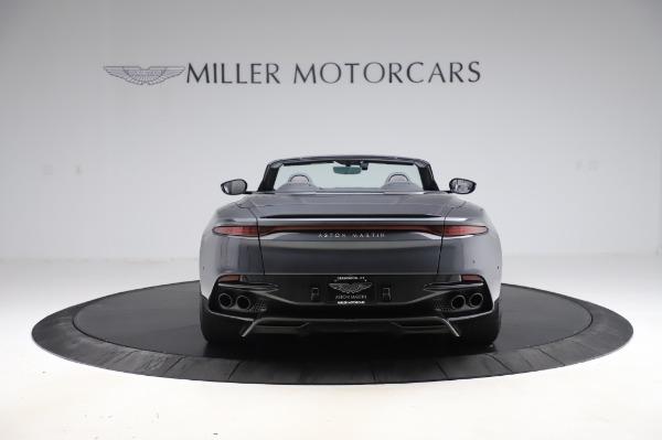 Used 2020 Aston Martin DBS Superleggera Volante for sale Sold at Maserati of Westport in Westport CT 06880 5