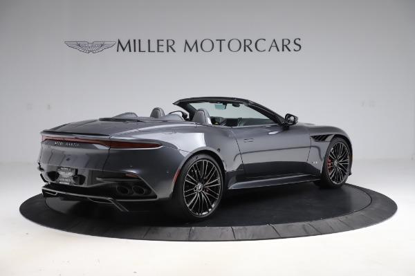Used 2020 Aston Martin DBS Superleggera Volante for sale Sold at Maserati of Westport in Westport CT 06880 7