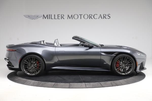 Used 2020 Aston Martin DBS Superleggera Volante for sale Sold at Maserati of Westport in Westport CT 06880 8