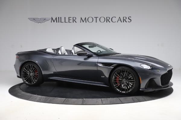 Used 2020 Aston Martin DBS Superleggera Volante for sale Sold at Maserati of Westport in Westport CT 06880 9