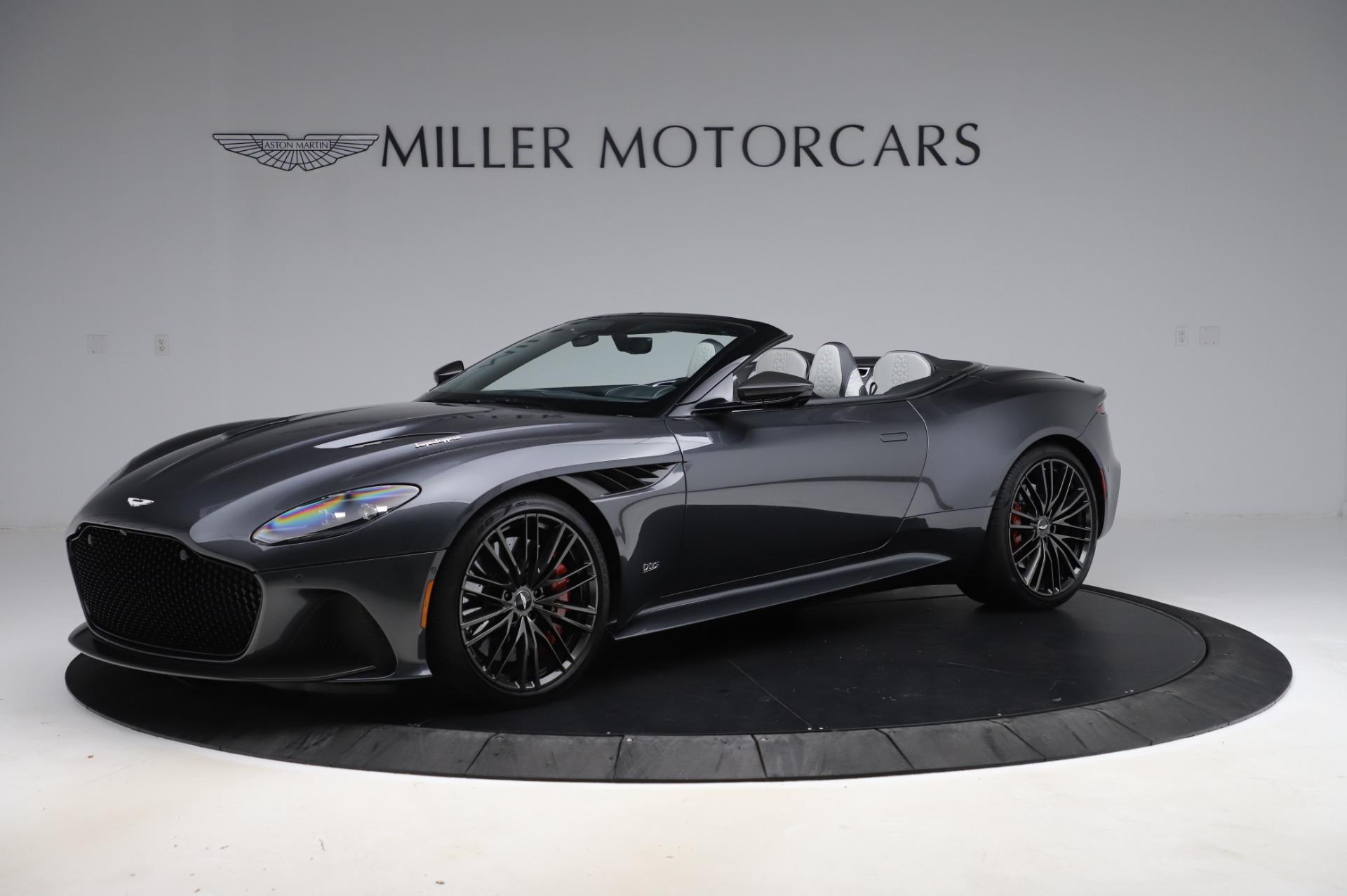 Used 2020 Aston Martin DBS Superleggera Volante for sale Sold at Maserati of Westport in Westport CT 06880 1