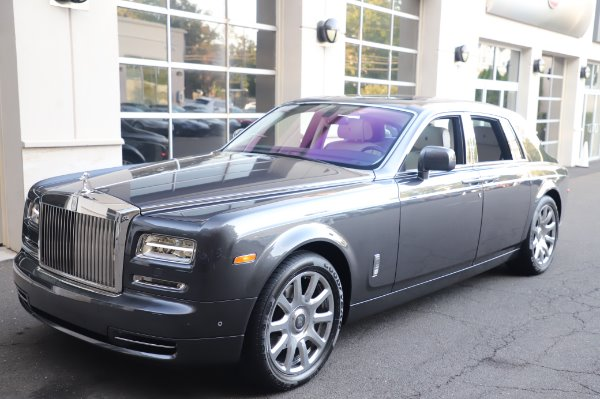 Used 2014 Rolls-Royce Phantom for sale $219,900 at Maserati of Westport in Westport CT 06880 7