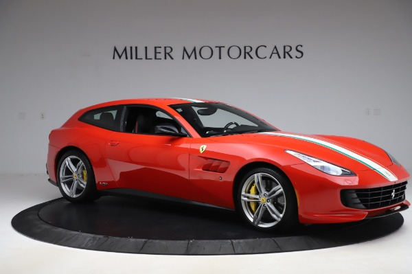 Used 2018 Ferrari GTC4Lusso for sale Call for price at Maserati of Westport in Westport CT 06880 10