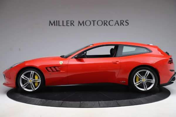 Used 2018 Ferrari GTC4Lusso for sale $319,900 at Maserati of Westport in Westport CT 06880 3