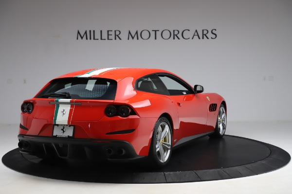 Used 2018 Ferrari GTC4Lusso for sale $319,900 at Maserati of Westport in Westport CT 06880 7