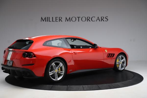 Used 2018 Ferrari GTC4Lusso for sale $319,900 at Maserati of Westport in Westport CT 06880 8