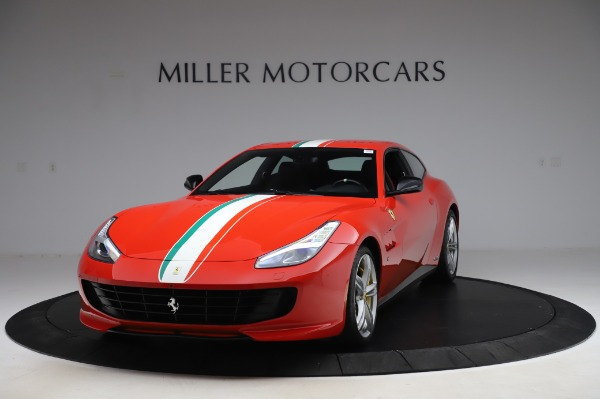 Used 2018 Ferrari GTC4Lusso for sale Call for price at Maserati of Westport in Westport CT 06880 1