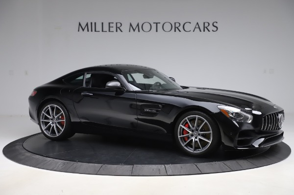 Used 2018 Mercedes-Benz AMG GT S for sale $103,900 at Maserati of Westport in Westport CT 06880 10