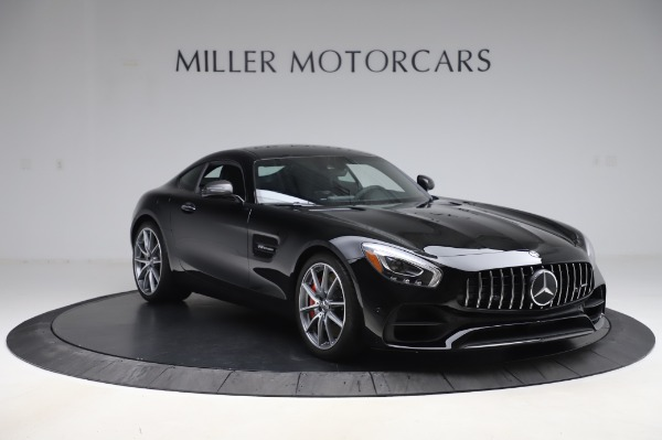 Used 2018 Mercedes-Benz AMG GT S for sale $103,900 at Maserati of Westport in Westport CT 06880 11