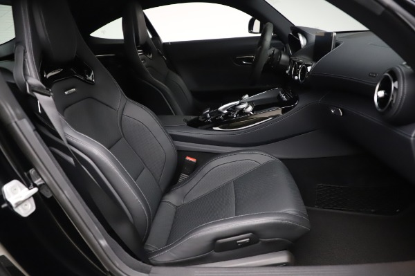 Used 2018 Mercedes-Benz AMG GT S for sale $103,900 at Maserati of Westport in Westport CT 06880 18