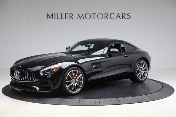 Used 2018 Mercedes-Benz AMG GT S for sale $103,900 at Maserati of Westport in Westport CT 06880 2
