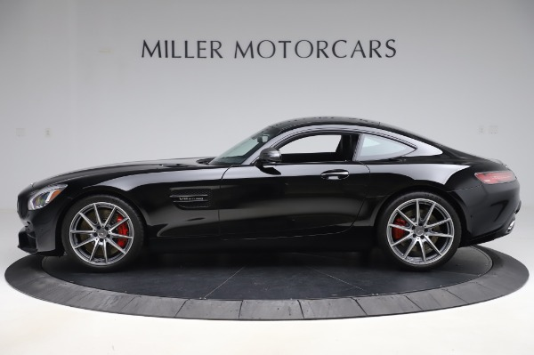 Used 2018 Mercedes-Benz AMG GT S for sale $103,900 at Maserati of Westport in Westport CT 06880 3