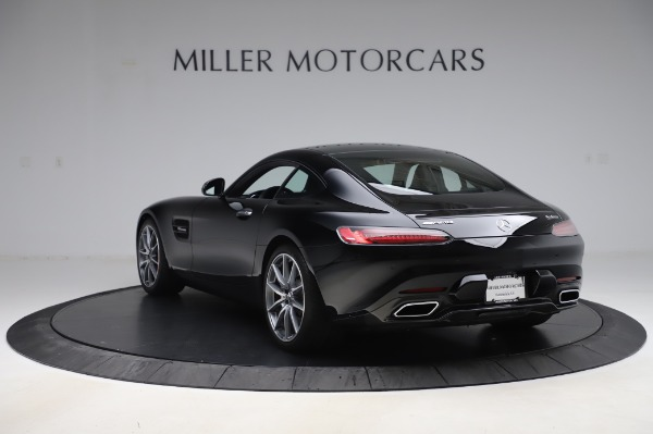Used 2018 Mercedes-Benz AMG GT S for sale $103,900 at Maserati of Westport in Westport CT 06880 5
