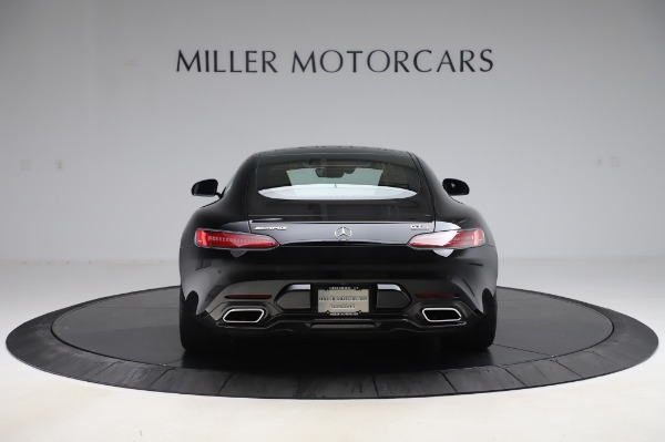 Used 2018 Mercedes-Benz AMG GT S for sale $103,900 at Maserati of Westport in Westport CT 06880 6