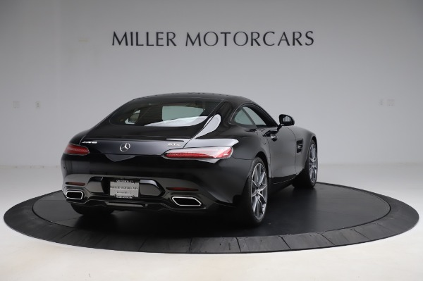 Used 2018 Mercedes-Benz AMG GT S for sale $103,900 at Maserati of Westport in Westport CT 06880 7