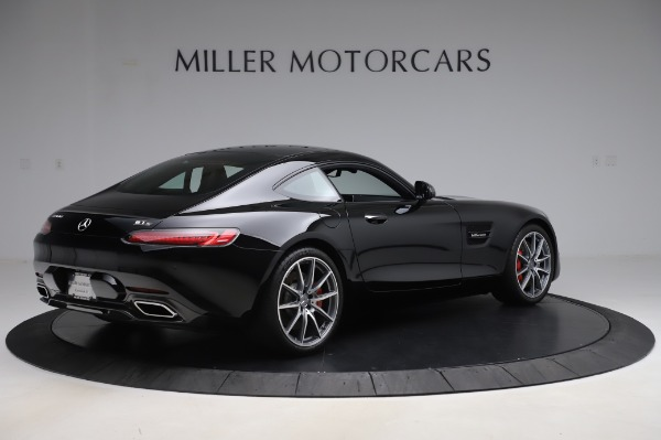 Used 2018 Mercedes-Benz AMG GT S for sale $103,900 at Maserati of Westport in Westport CT 06880 8