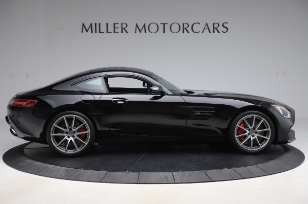 Used 2018 Mercedes-Benz AMG GT S for sale $103,900 at Maserati of Westport in Westport CT 06880 9