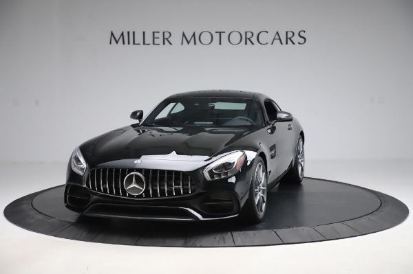 Used 2018 Mercedes-Benz AMG GT S for sale $103,900 at Maserati of Westport in Westport CT 06880 1