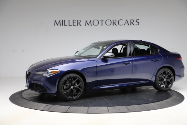 New 2020 Alfa Romeo Giulia Ti Q4 for sale $43,545 at Maserati of Westport in Westport CT 06880 2