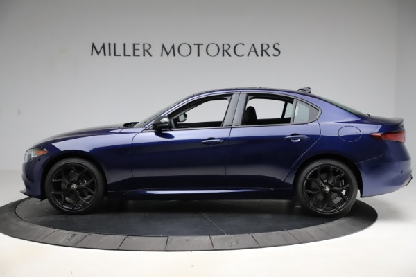 New 2020 Alfa Romeo Giulia Ti Q4 for sale $43,545 at Maserati of Westport in Westport CT 06880 3