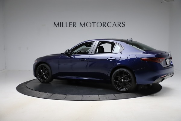 New 2020 Alfa Romeo Giulia Ti Q4 for sale $43,545 at Maserati of Westport in Westport CT 06880 4