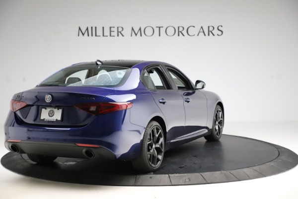 New 2020 Alfa Romeo Giulia Ti Q4 for sale $43,545 at Maserati of Westport in Westport CT 06880 7