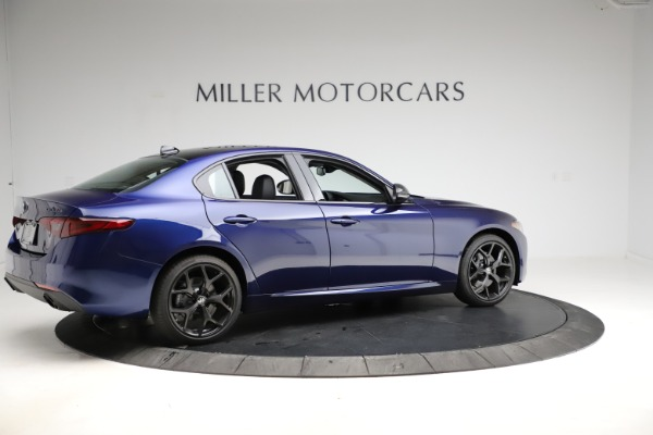 New 2020 Alfa Romeo Giulia Ti Q4 for sale $43,545 at Maserati of Westport in Westport CT 06880 8