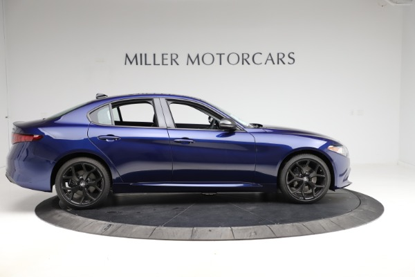 New 2020 Alfa Romeo Giulia Ti Q4 for sale $43,545 at Maserati of Westport in Westport CT 06880 9