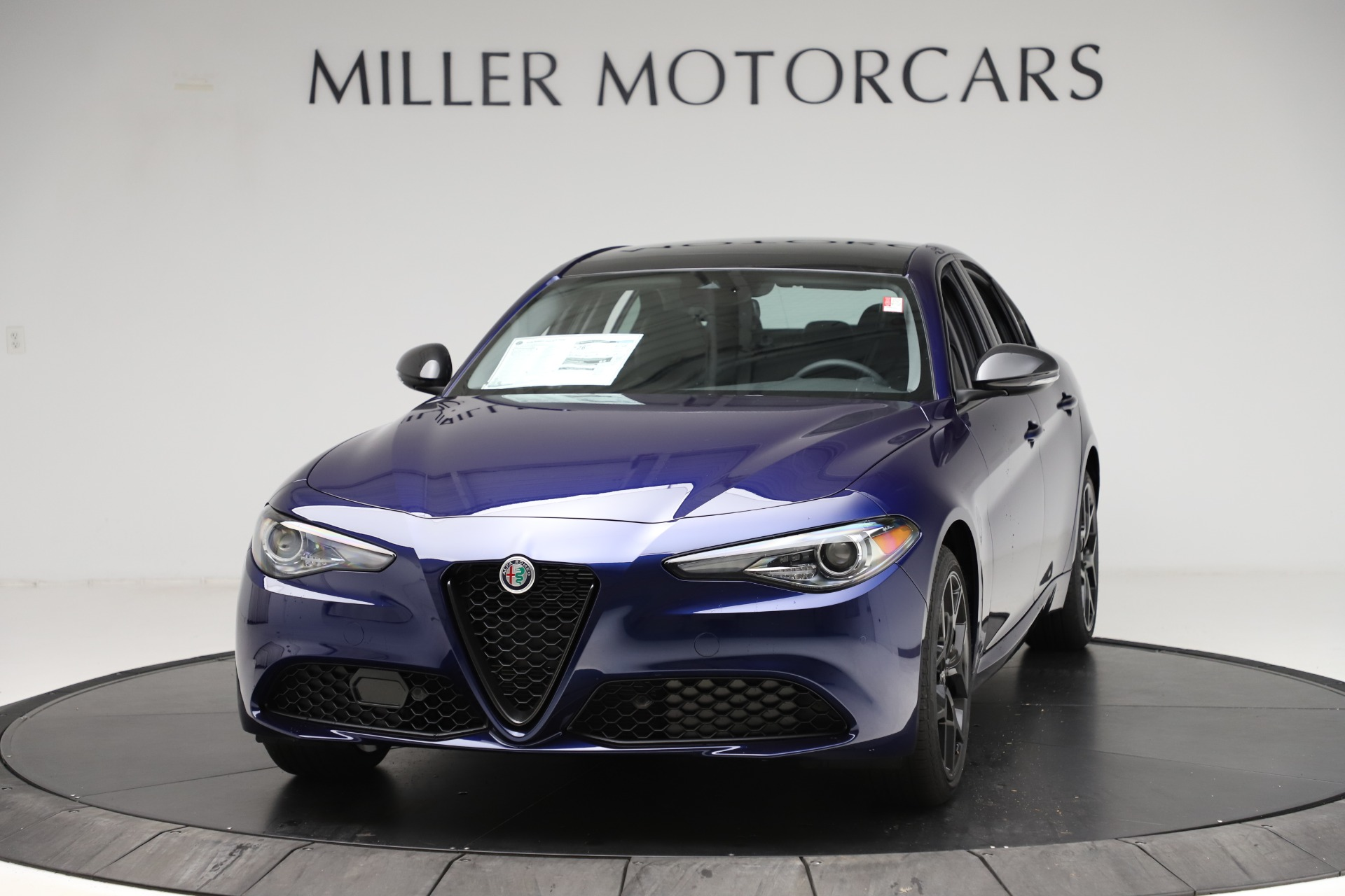 New 2020 Alfa Romeo Giulia Ti Q4 for sale $43,545 at Maserati of Westport in Westport CT 06880 1