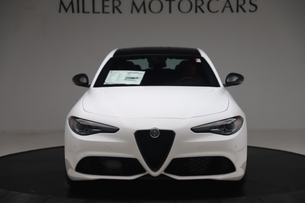New 2020 Alfa Romeo Giulia Ti Sport Q4 for sale $46,495 at Maserati of Westport in Westport CT 06880 12