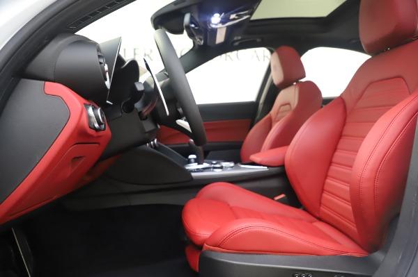 New 2020 Alfa Romeo Giulia Ti Sport Q4 for sale $46,495 at Maserati of Westport in Westport CT 06880 15