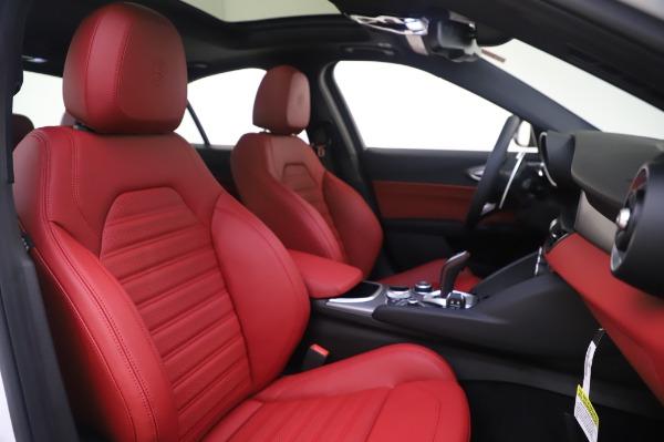 New 2020 Alfa Romeo Giulia Ti Sport Q4 for sale $46,495 at Maserati of Westport in Westport CT 06880 22