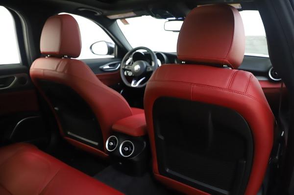 New 2020 Alfa Romeo Giulia Ti Sport Q4 for sale $46,495 at Maserati of Westport in Westport CT 06880 28