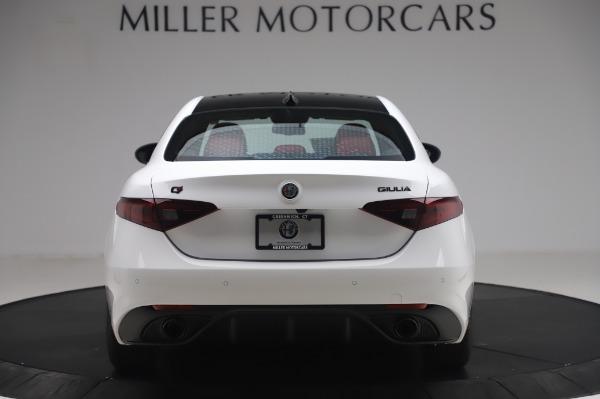 New 2020 Alfa Romeo Giulia Ti Sport Q4 for sale $46,495 at Maserati of Westport in Westport CT 06880 6