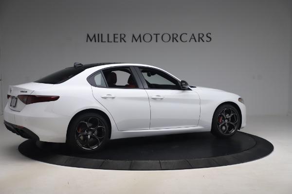New 2020 Alfa Romeo Giulia Ti Sport Q4 for sale $46,495 at Maserati of Westport in Westport CT 06880 8