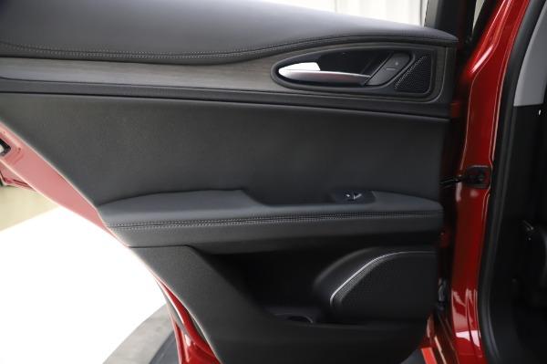 New 2020 Alfa Romeo Stelvio Ti Lusso Q4 for sale Sold at Maserati of Westport in Westport CT 06880 23