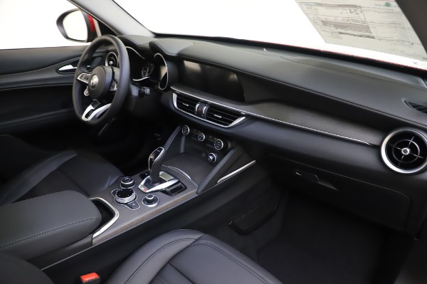 New 2020 Alfa Romeo Stelvio Ti Lusso Q4 for sale Sold at Maserati of Westport in Westport CT 06880 26