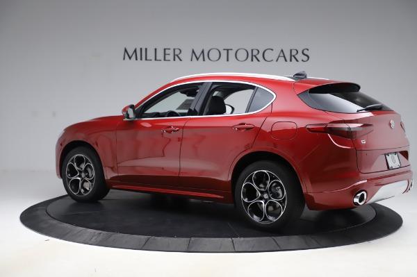 New 2020 Alfa Romeo Stelvio Ti Lusso Q4 for sale Sold at Maserati of Westport in Westport CT 06880 4
