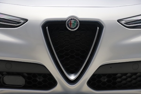 New 2020 Alfa Romeo Stelvio Ti Lusso Q4 for sale Sold at Maserati of Westport in Westport CT 06880 13