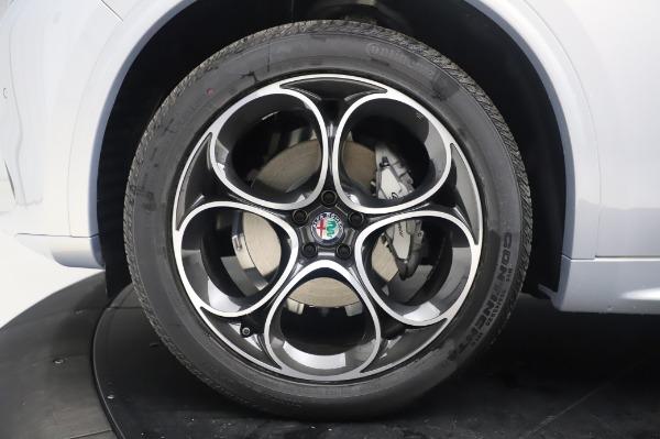 New 2020 Alfa Romeo Stelvio Ti Lusso Q4 for sale Sold at Maserati of Westport in Westport CT 06880 14