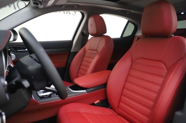 New 2020 Alfa Romeo Stelvio Ti Lusso Q4 for sale Sold at Maserati of Westport in Westport CT 06880 15