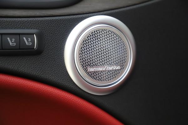 New 2020 Alfa Romeo Stelvio Ti Lusso Q4 for sale Sold at Maserati of Westport in Westport CT 06880 19