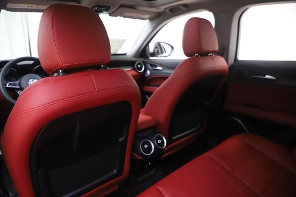 New 2020 Alfa Romeo Stelvio Ti Lusso Q4 for sale Sold at Maserati of Westport in Westport CT 06880 22