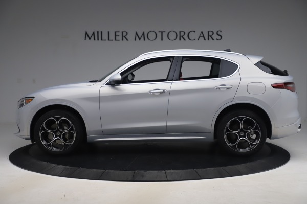 New 2020 Alfa Romeo Stelvio Ti Lusso Q4 for sale Sold at Maserati of Westport in Westport CT 06880 3