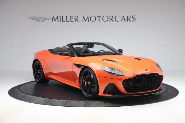 Used 2020 Aston Martin DBS Superleggera Volante for sale $339,800 at Maserati of Westport in Westport CT 06880 10