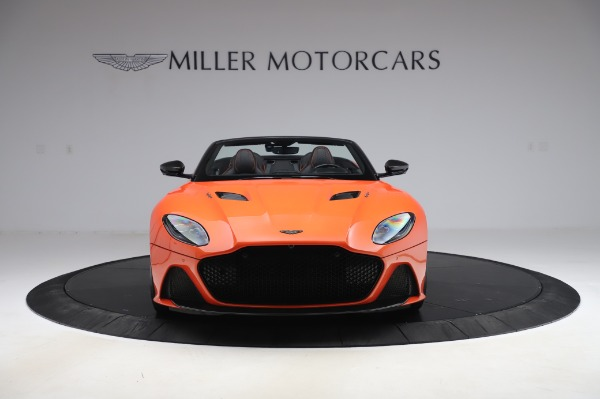 Used 2020 Aston Martin DBS Superleggera Volante for sale $339,800 at Maserati of Westport in Westport CT 06880 11